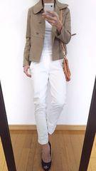 【新品+美品】DRESKIP/定価10989円ジャケット+パンツ◆上下セット売リ