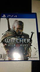 ウィッチャー3  ワイルドハント PS4
