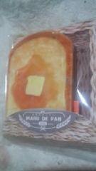まるでパンみたいな【ふわふわミラー】ハニートースト