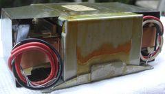 ACトランス/ウス型27Vセンタータップ付/L3091未使用品6.3
