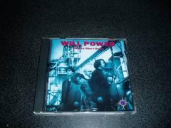 CD「大江慎也+ONES/WILL POWER」ルースターズ 90年盤
