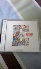ZONEのベスト盤(^^)