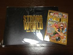 ONE PIECE FILM STRONG WORLD +0巻 零巻 ワンピース フィルム
