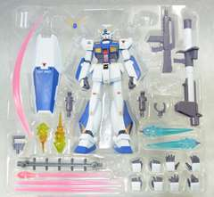 G ロボット魂 ガンダムNT-1アレックス 中古品・欠品有り