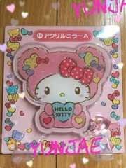 サンリオくじ/キティ☆アクリルミラーA