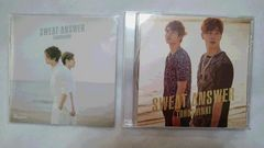 ☆東方神起★SWEAT/ANSWER(Bigeast盤CD)♪