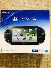 PlayStationVita Wi-Fiモデル カーキ/ブラック PCH-2000