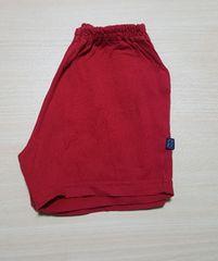 赤のショートパンツ★80size 男女兼用