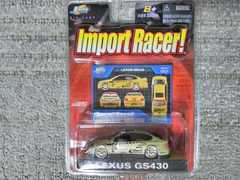 Jada ジャダ 1/64  レクサス GS430  JZS16#型 トヨタ アリスト  シャンパンゴールド