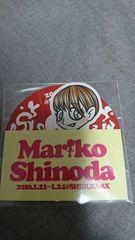 篠田麻里子 ステッカー SHIBUYA AX 2010