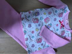 キキララ☆長袖パジャマ
