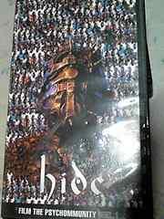 L'Arc-en-Ciel VHSビデオ FILM THE PSYCHOMMUNITY REEL、1