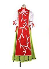 東方Project東方茨歌仙◆茨華仙◆コスプレ衣装