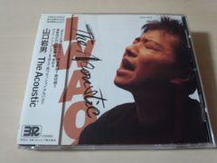 山口岩男CD「The Acousticジ・アコースティック」廃盤●