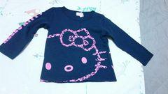 BABY DOLLキティ長袖Tシャツ(サイズ90)