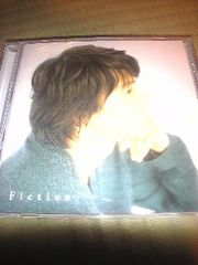 CD:パクヨンハ/Fiction 帯無し