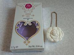 アナスイ ミニルージュ W03 白薔薇