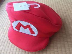 スーパーマリオ なりきりキャップ 着ぐるみ マリオ 帽子