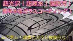 超艶 ガラスコーティング剤 750ml(超疎水性!簡単ムラ無し施工)