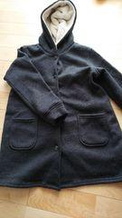 ジャケット 大きいサイズ3L チャコールグレー