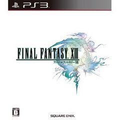[新品]PS3ファイナルファンタジー13(FF13)初回特典FF14キャンペーンコード付