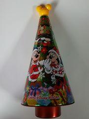 ディズニーランド、クリスマスツリー缶