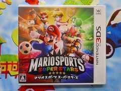 送料無料 マリオスポーツ スーパースターズ 3DS 新品・未開封品