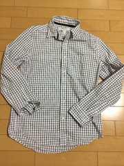 フォーエバー21  美品 Sサイズ チェックシャツ