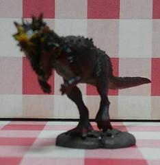 『パキフェファロサウルス』 チョコラザウルス
