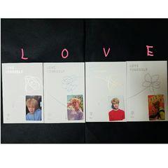 防弾少年団 BTS LOVE YOURSELF 開封済み未再生新品CD ジミン