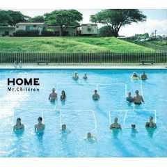 Mr.Children / HOME 【CD+DVD】