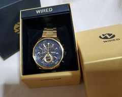 WIRED 腕時計 セイコー腕時計