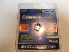 ■ELECOM製 Bluetooth Ver.4.0 USBアダプタ LBT-UAN05C2