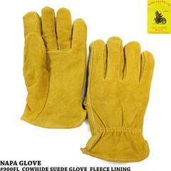 ナパグローブ 牛革スエード手袋 Lサイズ