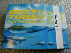 TUBE/ベスト【BEST of TUBEst〜All Time Best〜】初回盤/4CD+DVD