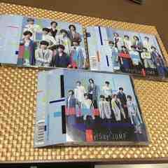 over the top初回限定CD+DVD帯付き新品未再生3枚セット通常盤
