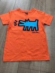 UNIQLOkids男の子半袖Tシャツ110キース