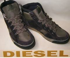 ディーゼルDIESEL Y00806 P0118 LICORICE25.5cm