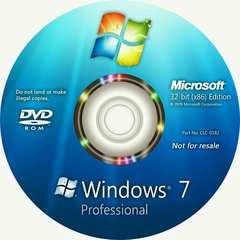 Windows7 Professionalインストールディスク&プロダクトキー