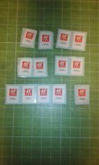 Bic AEON 応募券13枚♪