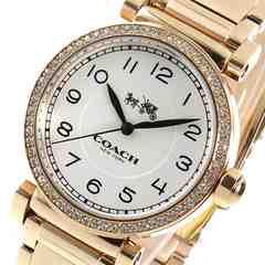 COACH マディソン クオーツ レディース 腕時計 14502398