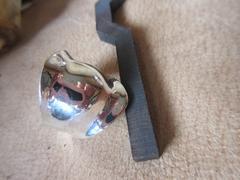 Silver925 Ring 純銀・指輪フリーサイズ(#11~15)  6.2g  n302