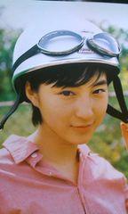 広末涼子ポストカード3枚セットホンダ・ノベルティ