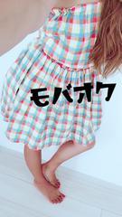 ☆ダズリン★チェック柄の可愛いベアミニワンピース☆