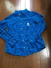 RAD CUSTOM ネルシャツ 140 定形外送料込み