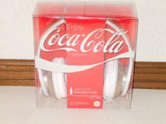 コカコーラ ヘッドフォン CC17-28JH ver.8 ゴールド