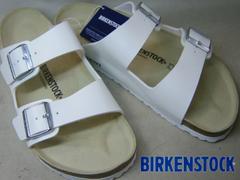 ビルケンシュトック新品アリゾナARIZONA051731ホワイト44
