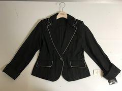新品■Mサイズ■センターベンツサマージャケット■ブラック