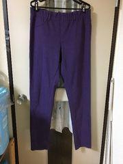 紫色ズボン(3L)