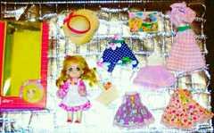 キャンディキャンディ ようきなキャンディ 人形 ドール